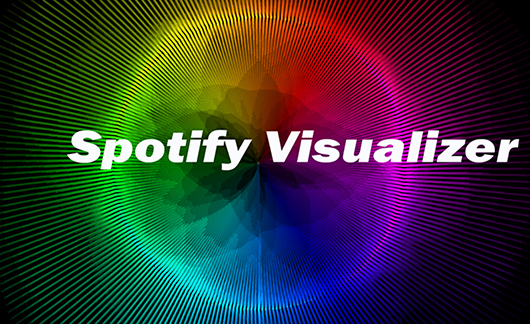 spotify visualizer