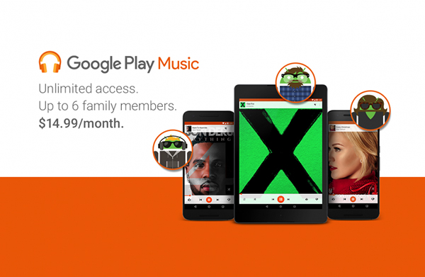 google play music price
