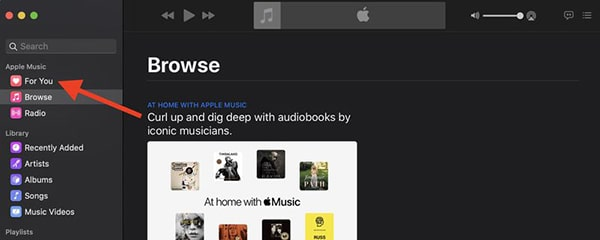 apple music app mac