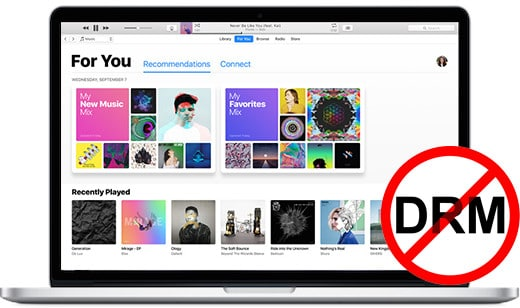 download apple music without drm