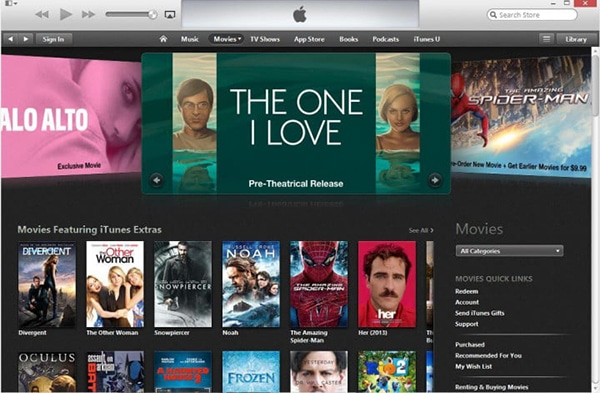 download itunes movies