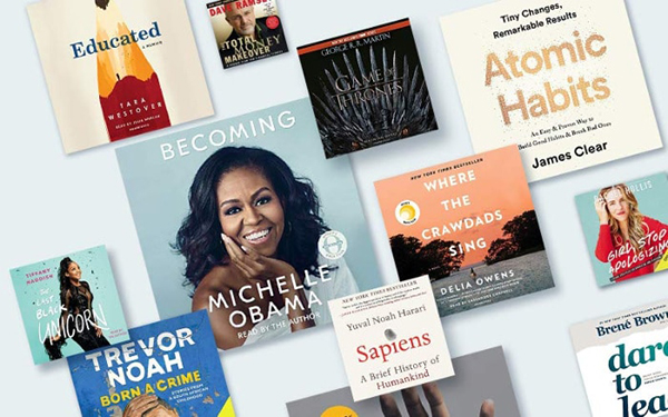free audiobooks from audible